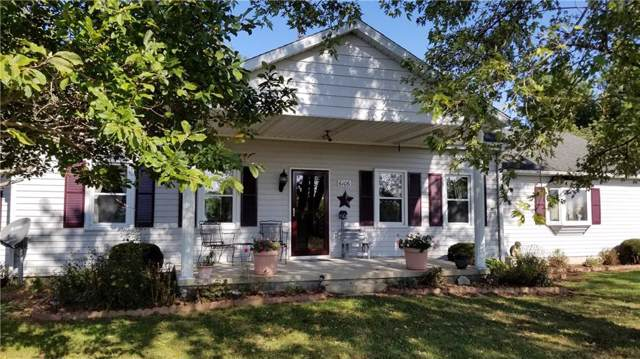 6106 W Maxville Road, Winchester, IN 47394 (MLS #21674345) :: The ORR Home Selling Team