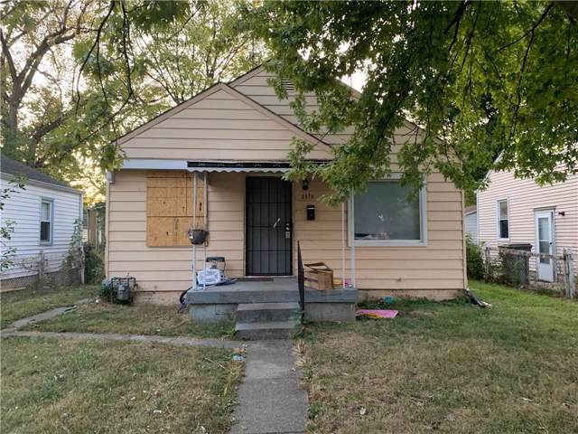 2010 N Linwood Avenue, Indianapolis, IN 46218 (MLS #21674384) :: Your Journey Team