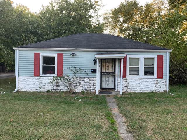 2102 Medford Avenue, Indianapolis, IN 46222 (MLS #21674386) :: Mike Price Realty Team - RE/MAX Centerstone