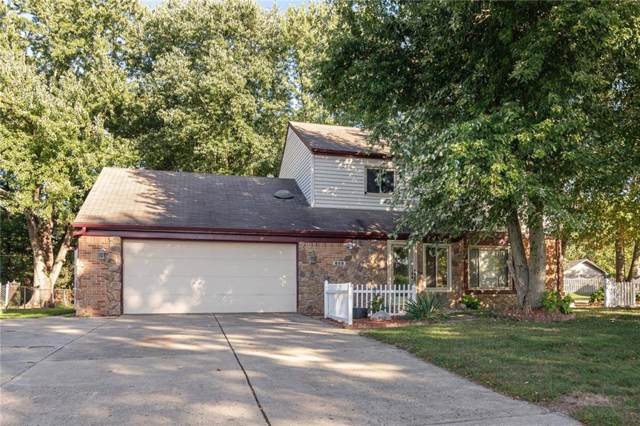 820 Redwood Drive, Anderson, IN 46011 (MLS #21674388) :: The Indy Property Source