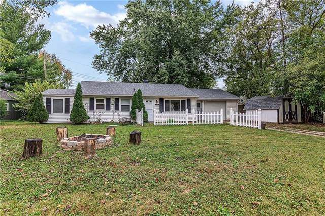 7356 Evanston Avenue, Indianapolis, IN 46240 (MLS #21674427) :: Mike Price Realty Team - RE/MAX Centerstone
