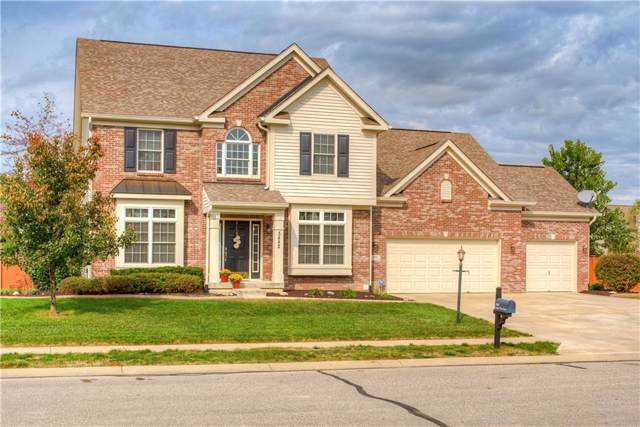 5882 Sugar Pine Drive, Avon, IN 46123 (MLS #21674431) :: The Indy Property Source