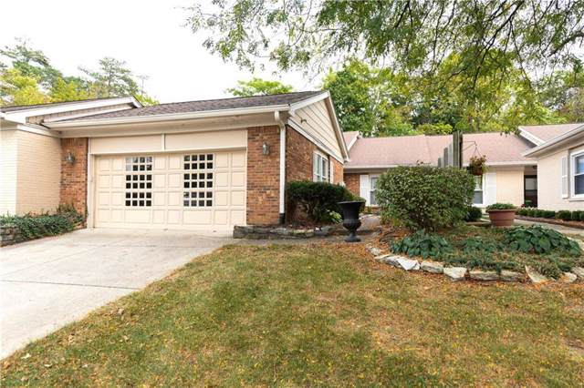 4927 Windridge Drive, Indianapolis, IN 46226 (MLS #21674469) :: The Indy Property Source