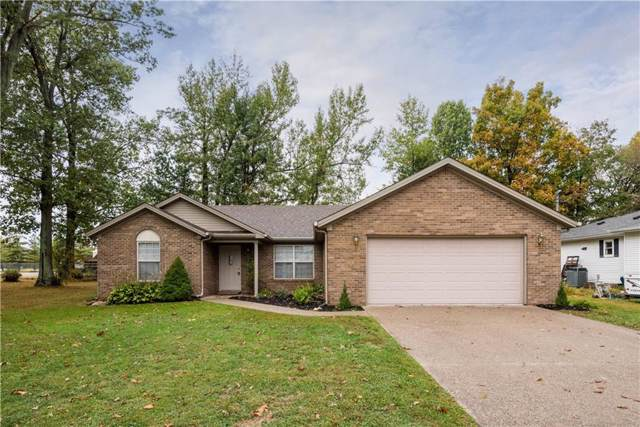 130 N Sharon Drive, Scottsburg, IN 47170 (MLS #21674509) :: Heard Real Estate Team | eXp Realty, LLC