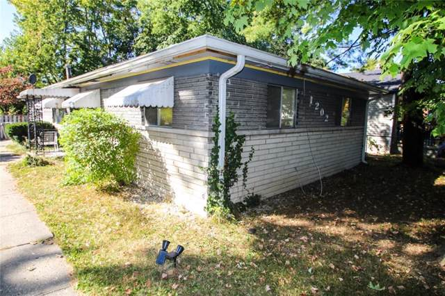 1202 N Tremont Street, Indianapolis, IN 46222 (MLS #21674550) :: The Evelo Team