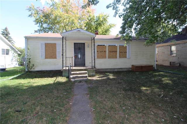 2709 Westbrook Avenue, Indianapolis, IN 46241 (MLS #21674568) :: Mike Price Realty Team - RE/MAX Centerstone