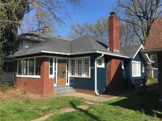1644 Broad Ripple Avenue, Indianapolis, IN 46260 (MLS #21674603) :: Mike Price Realty Team - RE/MAX Centerstone