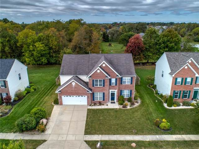 2402 Auburn Way, Avon, IN 46123 (MLS #21674612) :: The Indy Property Source