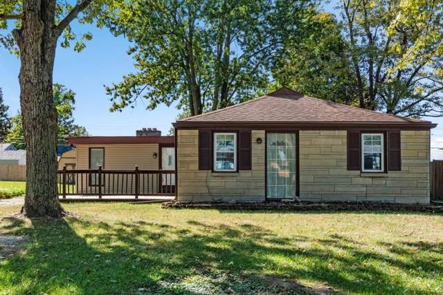 6313 W Taylor Road, Muncie, IN 47304 (MLS #21674613) :: The Star Team | RE/MAX Realty Group