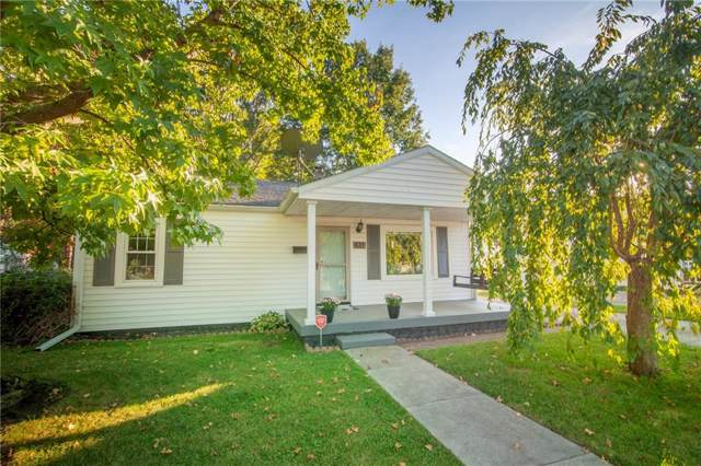 611 10th Street, Chesterfield, IN 46017 (MLS #21674635) :: Mike Price Realty Team - RE/MAX Centerstone