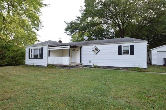318 Chester Street, Anderson, IN 46012 (MLS #21674639) :: Richwine Elite Group