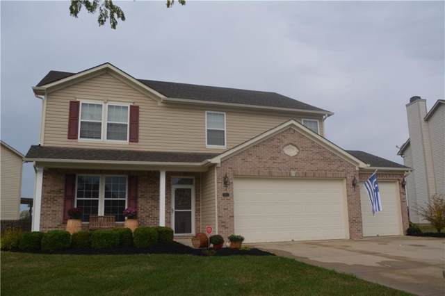 1664 Fair Weather Drive, Pendleton, IN 46064 (MLS #21674649) :: Mike Price Realty Team - RE/MAX Centerstone