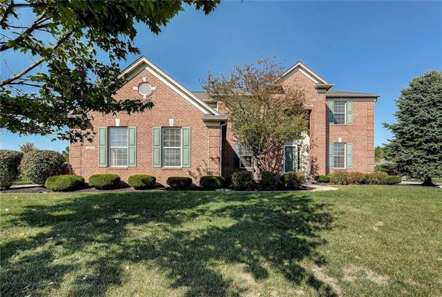 9410 Cobblestone Court, Zionsville, IN 46077 (MLS #21674652) :: David Brenton's Team