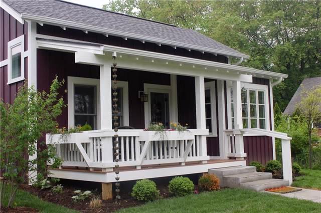 5698 Upper Garden Way, Zionsville, IN 46077 (MLS #21674670) :: FC Tucker Company