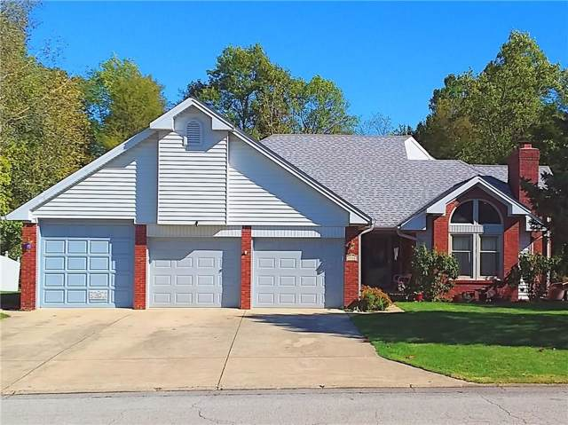 4932 Beechwood Rd, Avon, IN 46123 (MLS #21674673) :: The Indy Property Source
