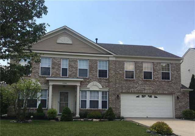 14266 Refreshing Garden Lane, Fishers, IN 46038 (MLS #21674677) :: Richwine Elite Group