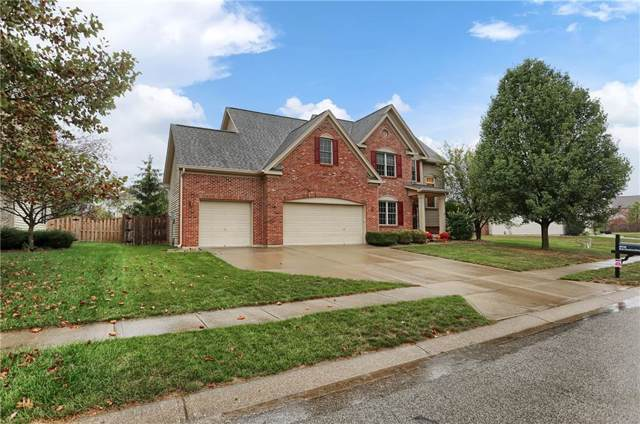 8038 Park Meadows Drive, Brownsburg, IN 46112 (MLS #21674679) :: The Evelo Team