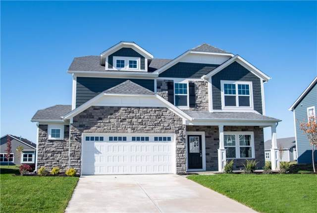15683 Matthews Lane, Noblesville, IN 46060 (MLS #21674695) :: Richwine Elite Group