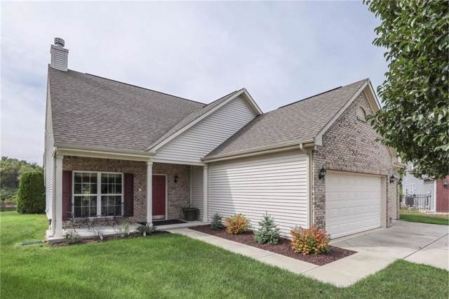 3543 Possett Lane, Indianapolis, IN 46217 (MLS #21674698) :: Mike Price Realty Team - RE/MAX Centerstone