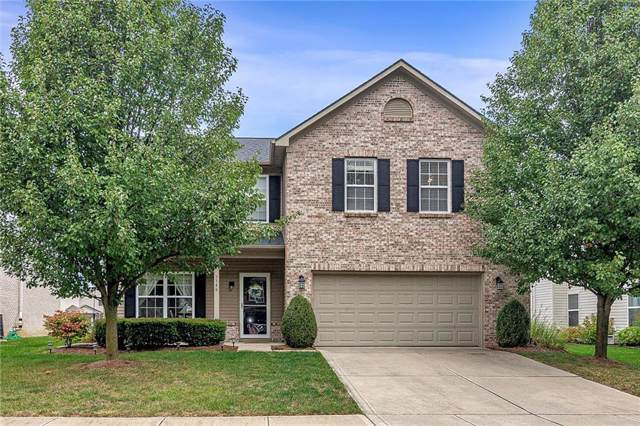 5546 W Vistaview Trail, Mccordsville, IN 46055 (MLS #21674702) :: Richwine Elite Group