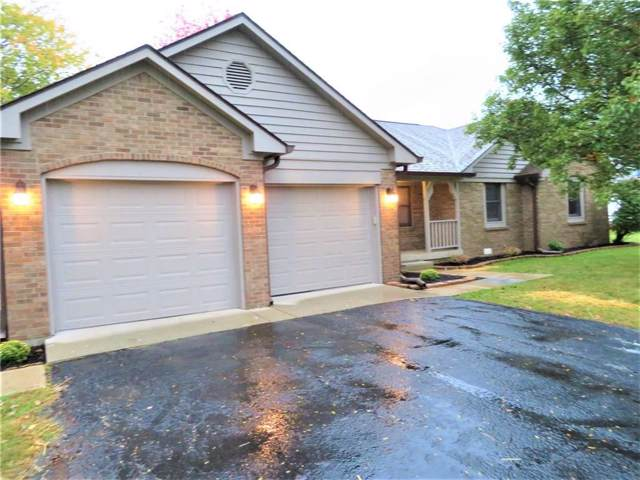 5929 W Countryside Drive, New Palestine, IN 46163 (MLS #21674703) :: AR/haus Group Realty