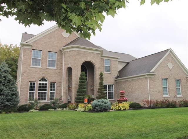 19022 Walter Grove Drive, Noblesville, IN 46062 (MLS #21674705) :: Richwine Elite Group