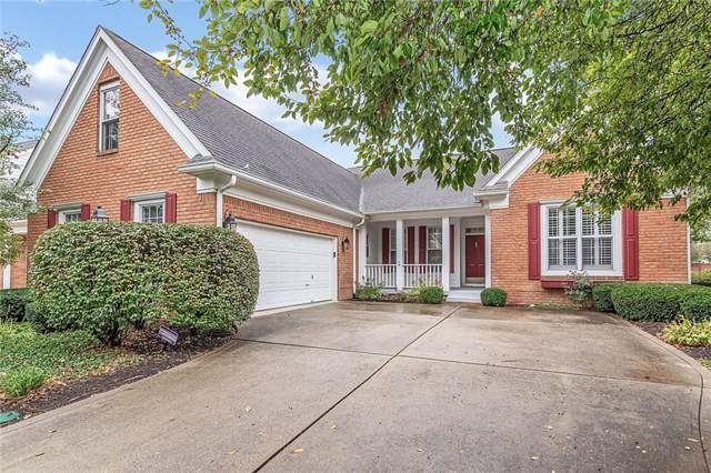 8068 Clymer Lane, Indianapolis, IN 46250 (MLS #21674711) :: The Indy Property Source