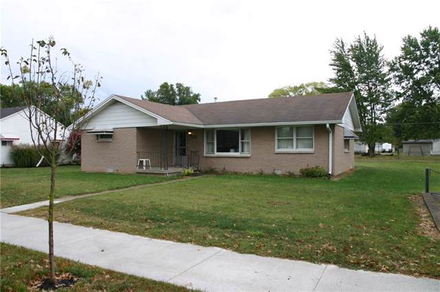1021 E Sixth Street, Greenfield, IN 46140 (MLS #21674723) :: The Indy Property Source