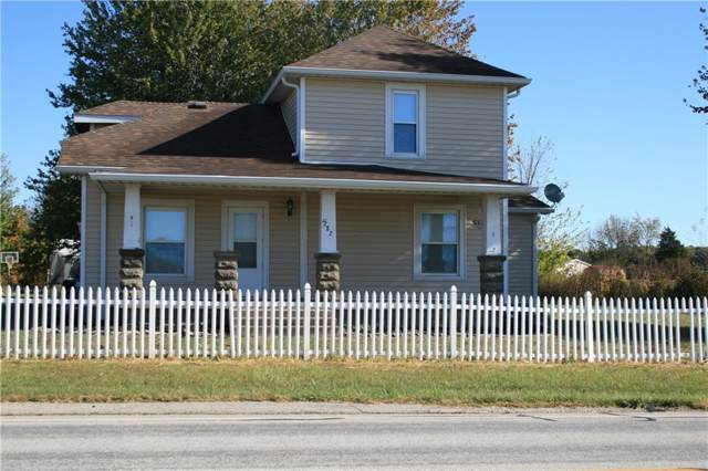 5282 S Us 421, Greensburg, IN 47240 (MLS #21674738) :: Mike Price Realty Team - RE/MAX Centerstone