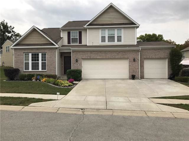 5236 Ladywood Bluff Place, Indianapolis, IN 46226 (MLS #21674745) :: FC Tucker Company