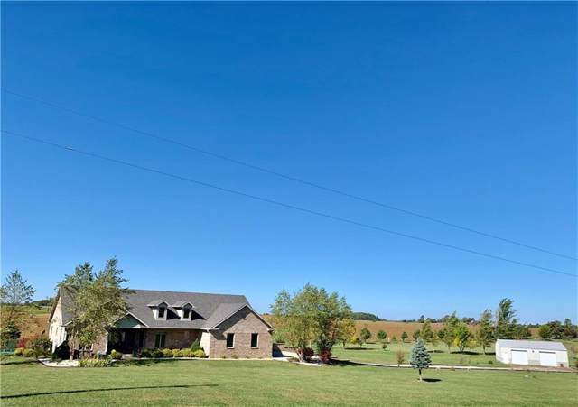 1825 N 625 E, Darlington, IN 47940 (MLS #21674752) :: Mike Price Realty Team - RE/MAX Centerstone
