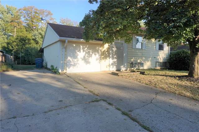3535 N Brentwood Avenue, Indianapolis, IN 46235 (MLS #21674759) :: FC Tucker Company