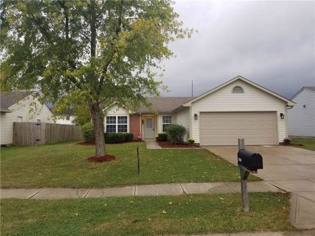 2252 Tansel Forge Drive, Indianapolis, IN 46234 (MLS #21674785) :: Mike Price Realty Team - RE/MAX Centerstone