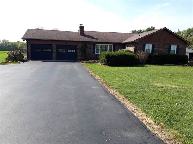 10912 N County Road 800 E, Brownsburg, IN 46112 (MLS #21674792) :: The Evelo Team