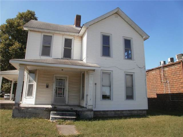 706 W 6TH Street, Anderson, IN 46016 (MLS #21674794) :: The Evelo Team