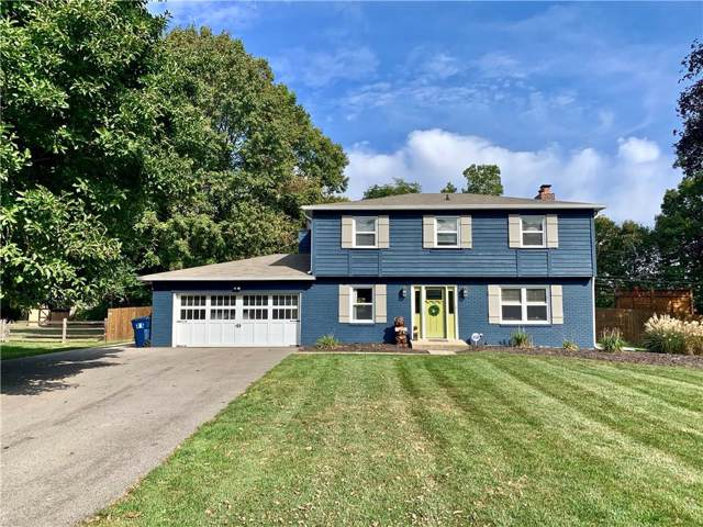 2820 Lakewood Dr N, Indianapolis, IN 46280 (MLS #21674804) :: FC Tucker Company