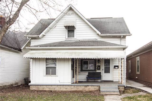330 S Warman Avenue, Indianapolis, IN 46222 (MLS #21674809) :: The Evelo Team