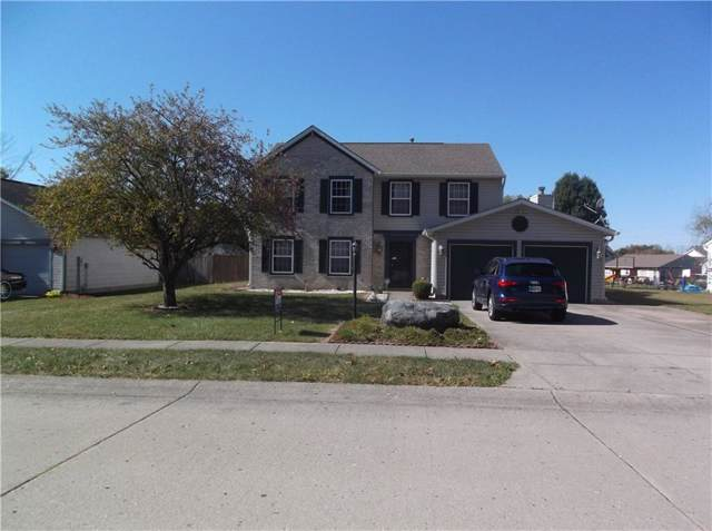 320 Palmyra Drive, Indianapolis, IN 46239 (MLS #21674810) :: The Indy Property Source
