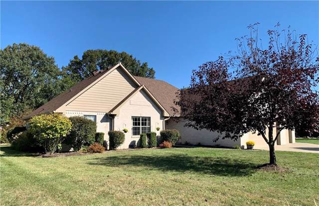 4932 W Cedar Creek Drive, New Palestine, IN 46163 (MLS #21674824) :: Richwine Elite Group