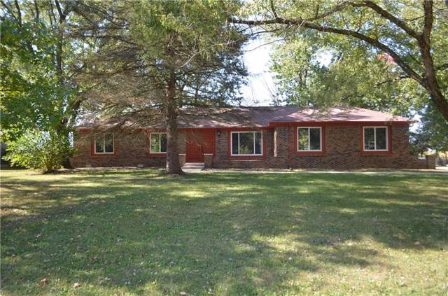 1328 S Buttercup Drive, New Palestine, IN 46163 (MLS #21674846) :: Richwine Elite Group