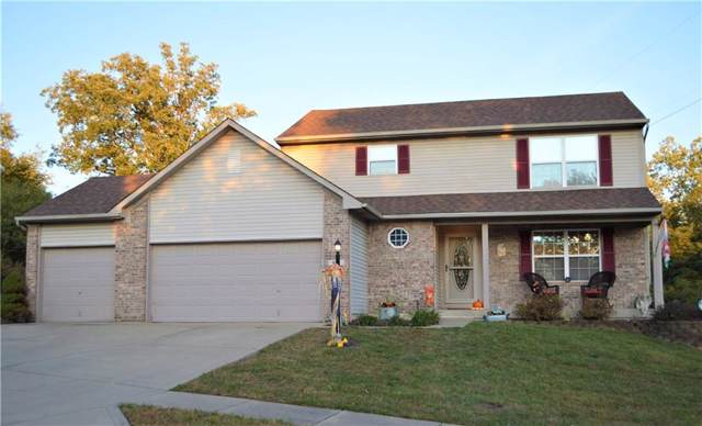 4015 Owster Way, Indianapolis, IN 46237 (MLS #21674865) :: David Brenton's Team