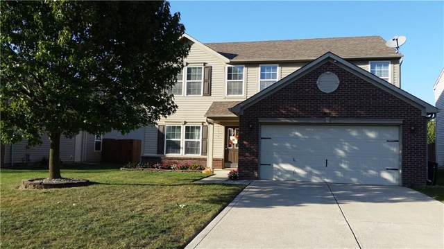 719 Bluff Creek Drive, Fortville, IN 46040 (MLS #21674870) :: HergGroup Indianapolis
