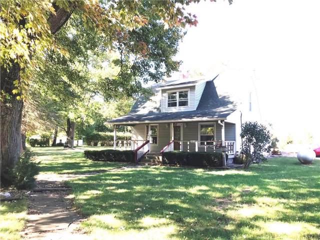 5642 E Railroad Avenue, Crawfordsville, IN 47933 (MLS #21674874) :: Richwine Elite Group