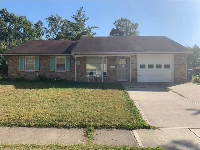 8237 E 41st Place, Indianapolis, IN 46226 (MLS #21674881) :: The Indy Property Source