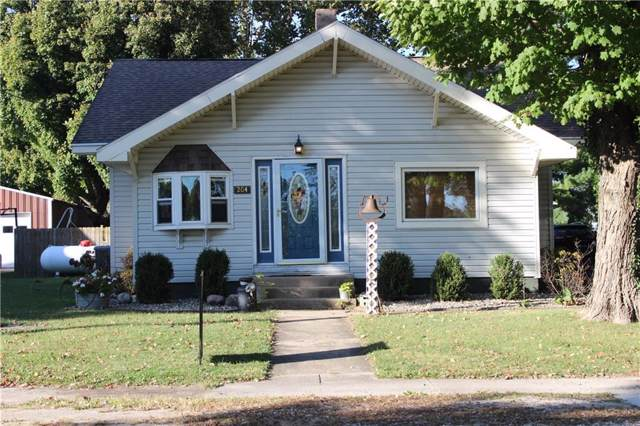 204 E Frazier Street, New Ross, IN 47968 (MLS #21674883) :: The Indy Property Source