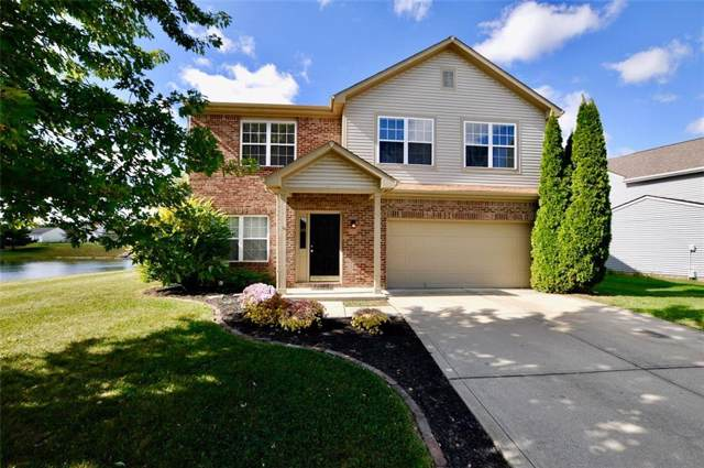 5880 Gadsen Drive, Plainfield, IN 46168 (MLS #21674886) :: The Indy Property Source