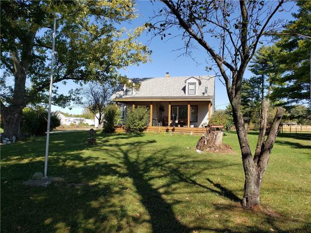 1436 E Us Highway 136, Pittsboro, IN 46167 (MLS #21674893) :: The Indy Property Source