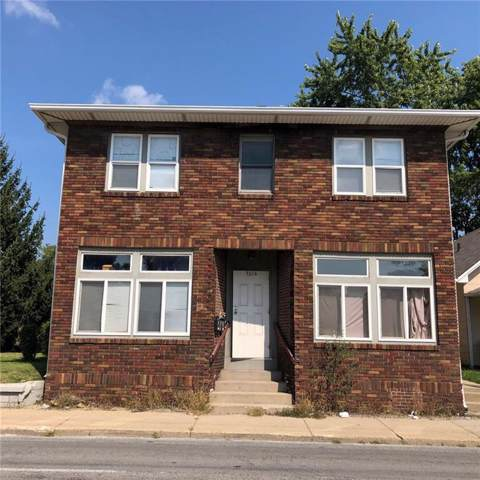 3014 W 10th Street, Indianapolis, IN 46222 (MLS #21674903) :: Heard Real Estate Team   eXp Realty, LLC
