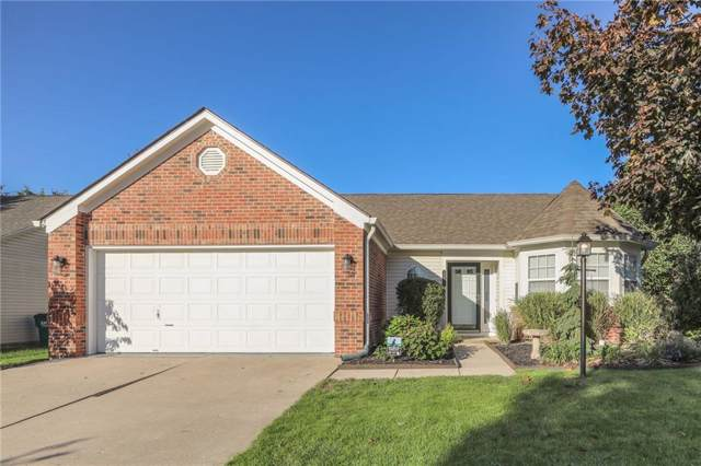 13868 Wabash Drive, Fishers, IN 46038 (MLS #21674905) :: The Evelo Team