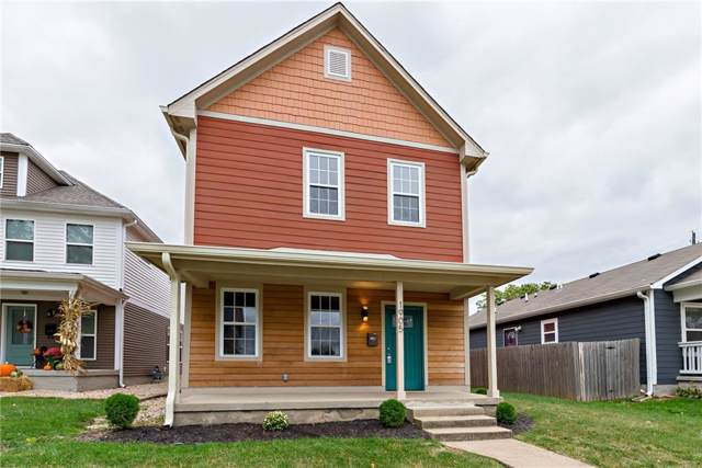 1905 Carrollton Avenue, Indianapolis, IN 46202 (MLS #21674910) :: Heard Real Estate Team | eXp Realty, LLC